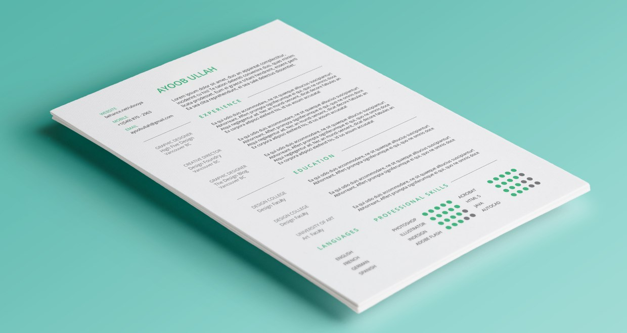 free professional resume template exle