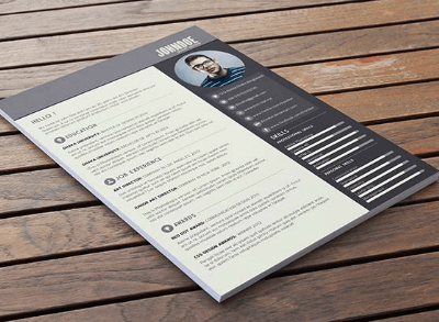 free-photoshop-resume-template-1
